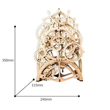 Load image into Gallery viewer, DIY 3D Mechanical Model Building Kit (Pendulum Clock)