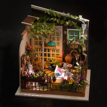 Load image into Gallery viewer, DIY Miniature House-Miller's Flower House