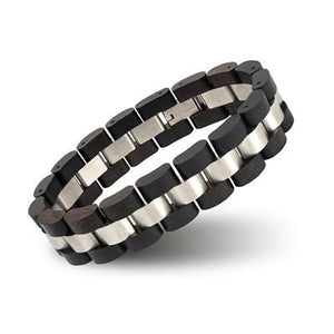 Fashion Wood Bracelet Men Best Gift S05-1-Men