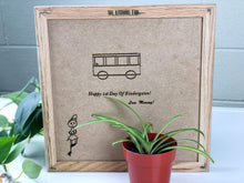 Load image into Gallery viewer, Personalized 10*10 Felt Letter Board For First Day Of School-New Parent Gift