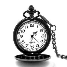 Load image into Gallery viewer, Personalized Engraved Pocket Watch To Husband