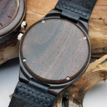 Load image into Gallery viewer, Son To Dad-Love You Always and Forever Engraved Wooden Watch W1301