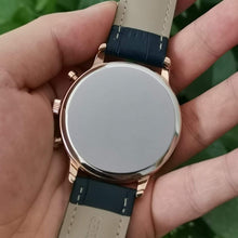 Load image into Gallery viewer, To Husband-I Will Choose You Over And Over Metal Engraved Wrist Watch