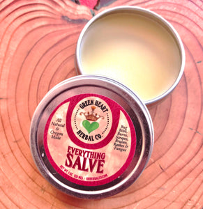 Green Heart Herbal Co. Everything Salve