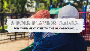 6 Role Playing Games For Your Next Visit To The Playground