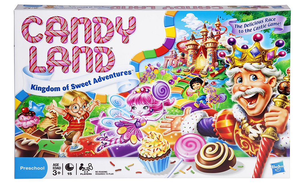 Candy Land Boardgame