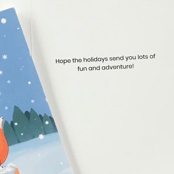 Rocco's Holiday Greeting Card