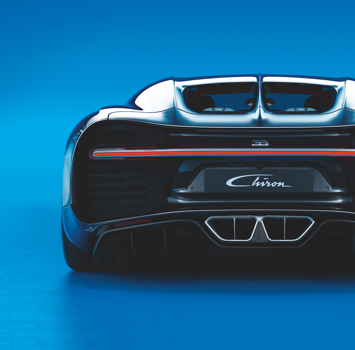 BUGATTI CHIRON  WIN AGAIN CAR OF THE YEAR AWARD