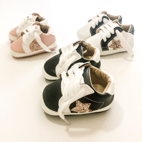 Baby/Toddler Star Sneaker