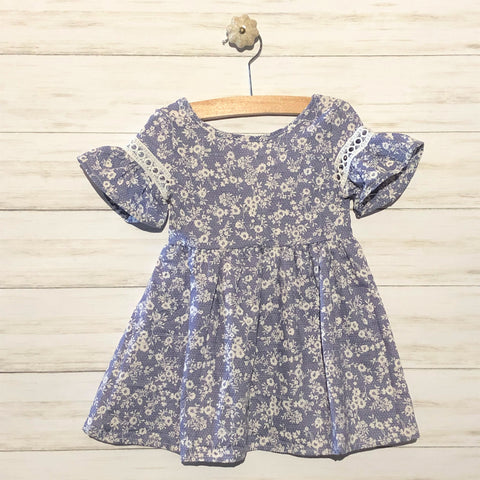 Perfect in Periwinkle Dress