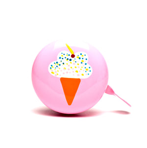 Ice Crean cute pink bike bicycle bell