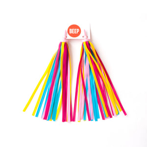 Beep Lolly Real Ribbon Streamer