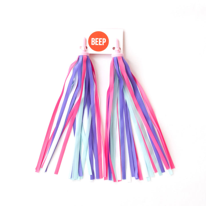 Beep Fairy Floss Real Ribbon Streamer