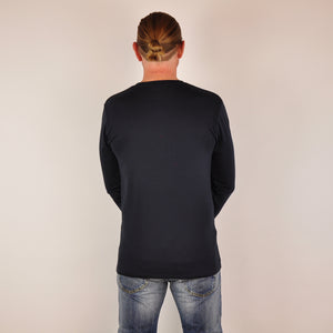 MEDITERRAN Men | Langarm T-Shirt