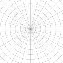 reMarkable - Circular Grid