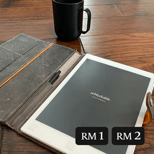 Premium Leather Folio
