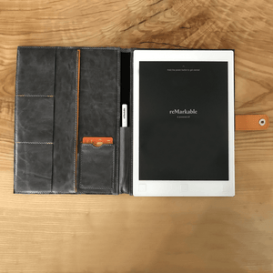 Premium Leather Tablet Cover
