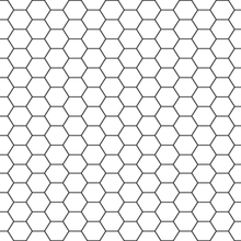 reMarkable - Hexagon Grid Template