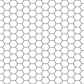 reMarkable - Hexagon Grid