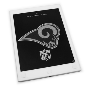 Einkpads | NFL Rams Football Power off Screen