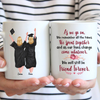 Personalized Graduation Mug  For  Best Friends