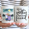 Mom And Daughter Personalized Mug