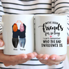 Best Friends Forever Personalized Mug