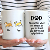 2 Cats - Personalized Mug