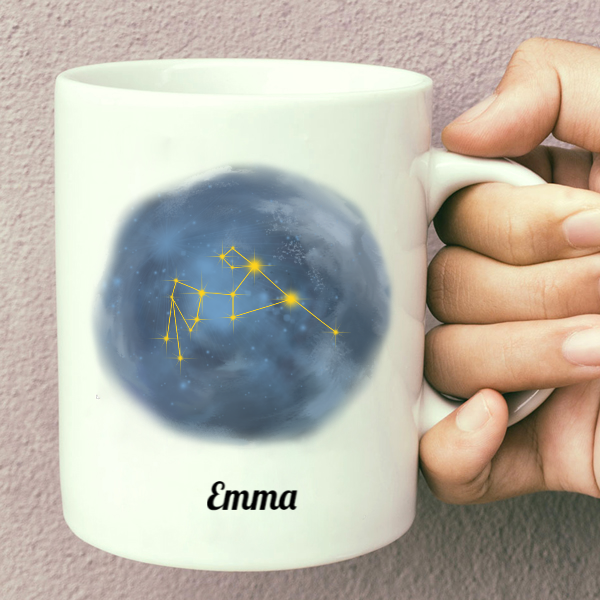 Constellation - Personalised Mug