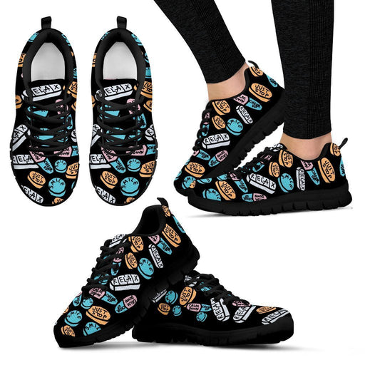 Women's Sneakers - Black - Pharmacy Relax Sneaker / US5 (EU35) Pharmacy Relax Sneaker