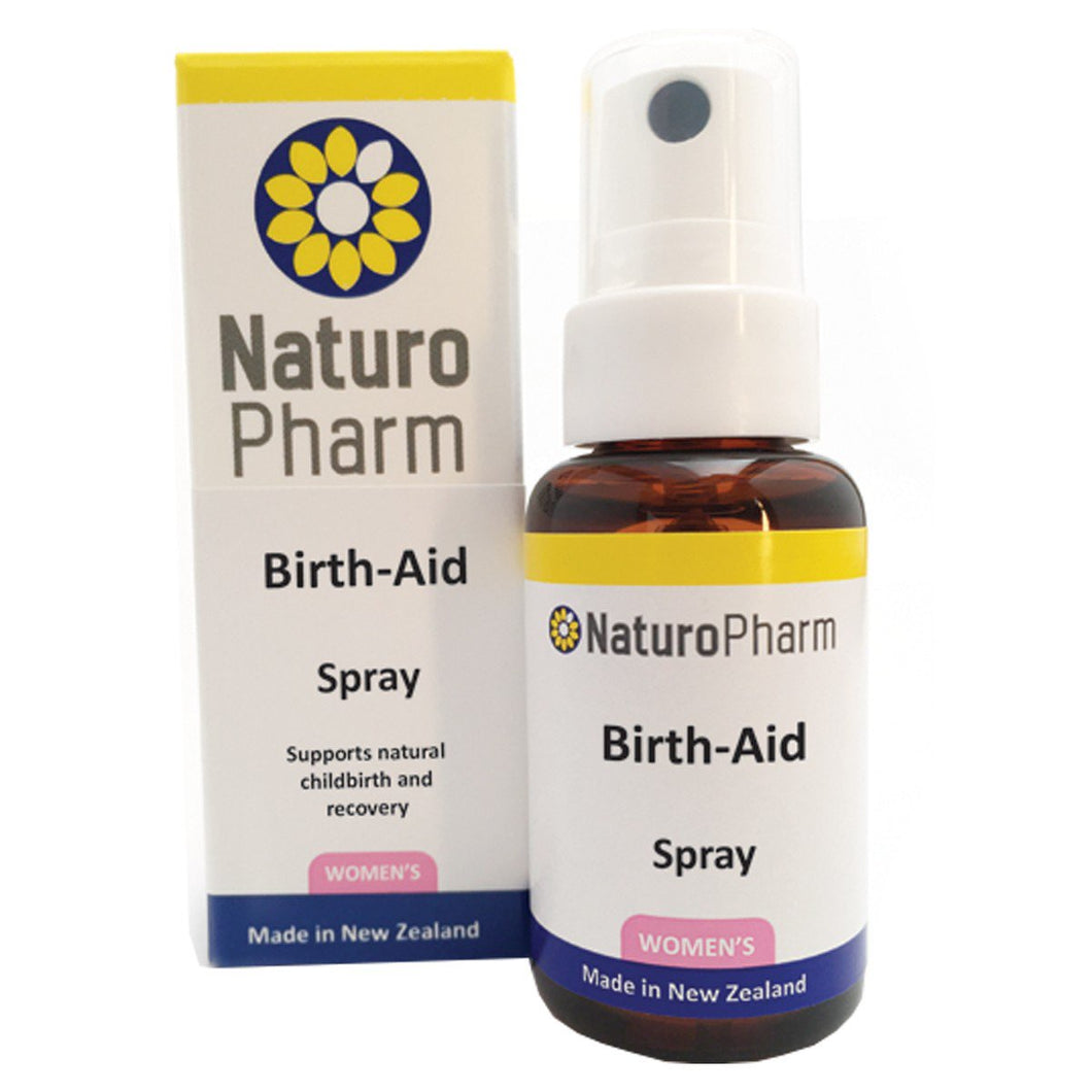 Birthaid Oral Spray 25ml