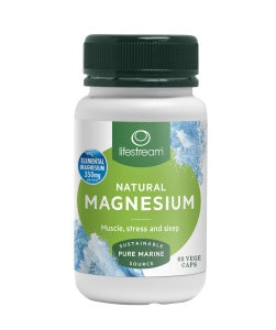 Magnesium Natural 175mg 60 vcaps