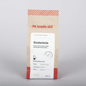 Coffee Guatemalan Medium Grind 200g