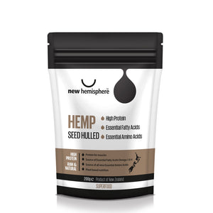 Hemp Seed Hulled 200gm