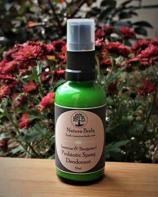 Deodorant Probiotic Spray 50ml
