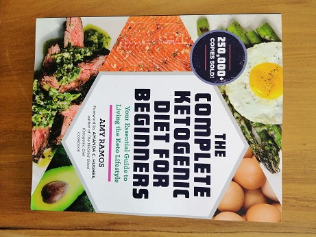 Book - The Complete Ketogenic diet for Beginners - Amy Ramos