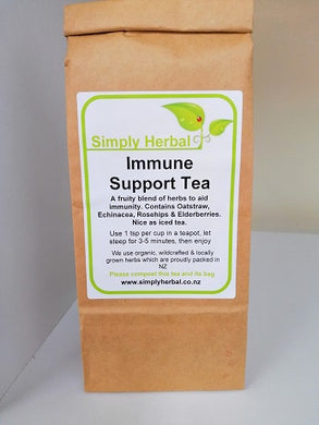 Immune Support Tea Packaged Loose 50g