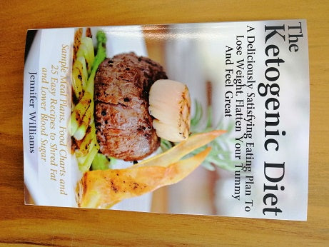 Book - The Ketogenic Diet - Jennifer Williams