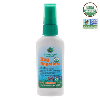 Bug Repellent Organic 60ml