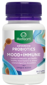 Advanced Probiotics Mood & Immune 30caps