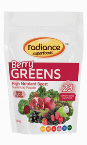 Berry Greens 100g