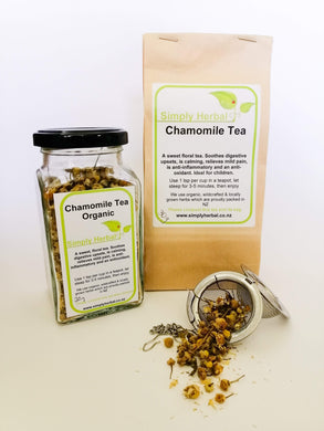 Chamomile Tea Packaged Loose 50g
