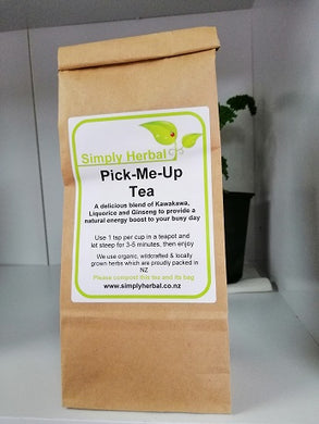 Pick Me Up Tea Packaged Loose 50g