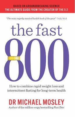 Book The Fast 800 - Dr Michael Mosley