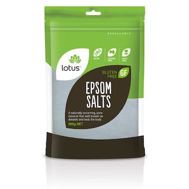 Epsom Salts 500gm