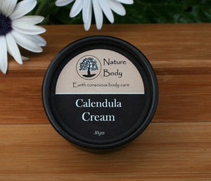 Calendula Cream Cardboard Pot 30gm