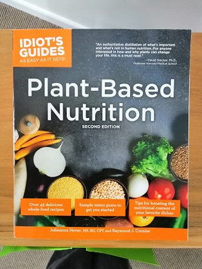 Book - Plant-Based Nutrition - Julieanna Hever