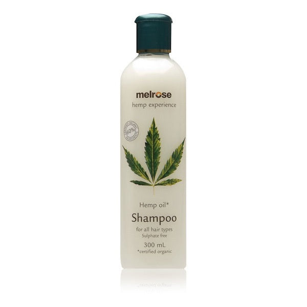 Hemp Oil Shampoo 300ml