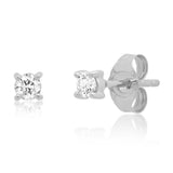 Eriness Jewelry Diamond Studs