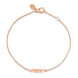 Rose Gold Mini Resist Bracelet